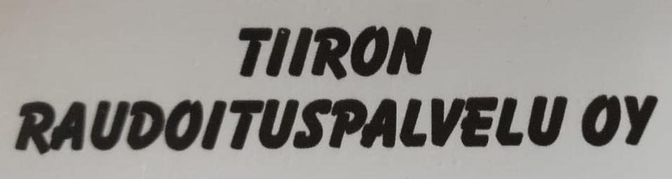 Tiiron Raudoituspalvelu Oy