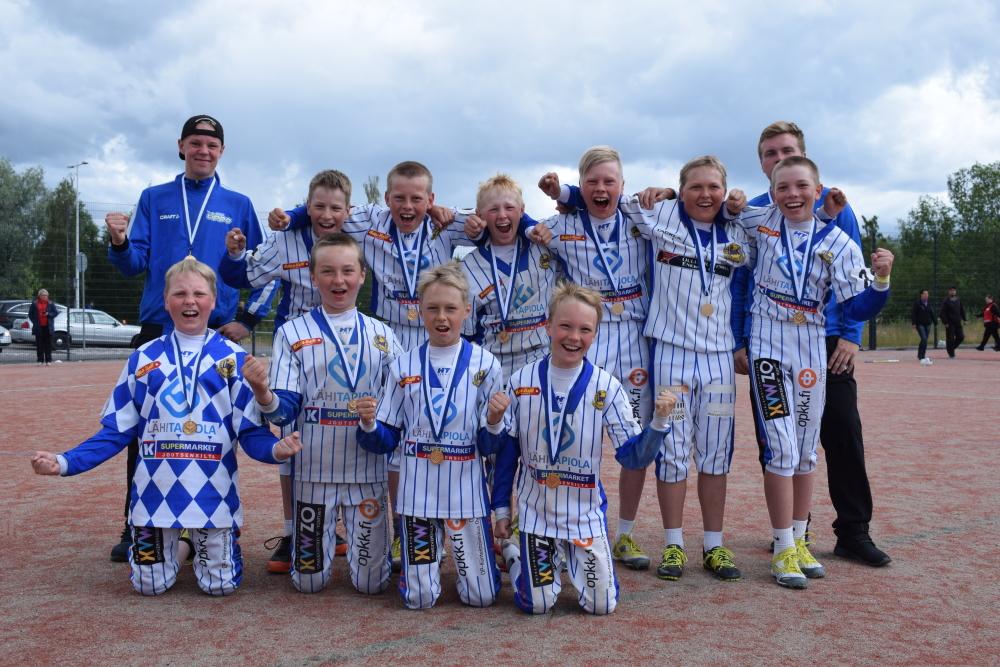 D-poikien lopputurnaus Oulussa INFOPAKETTI